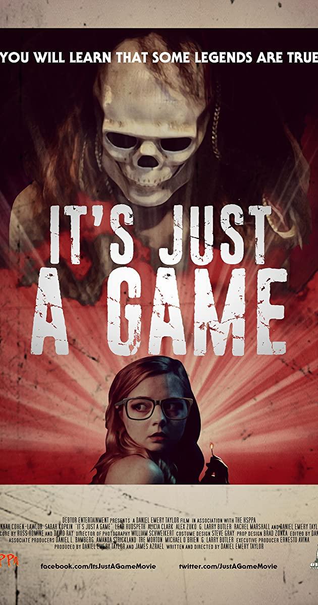 ดูหนังออนไลน์ฟรี It's Just A Game (2018) (Soundtrack)